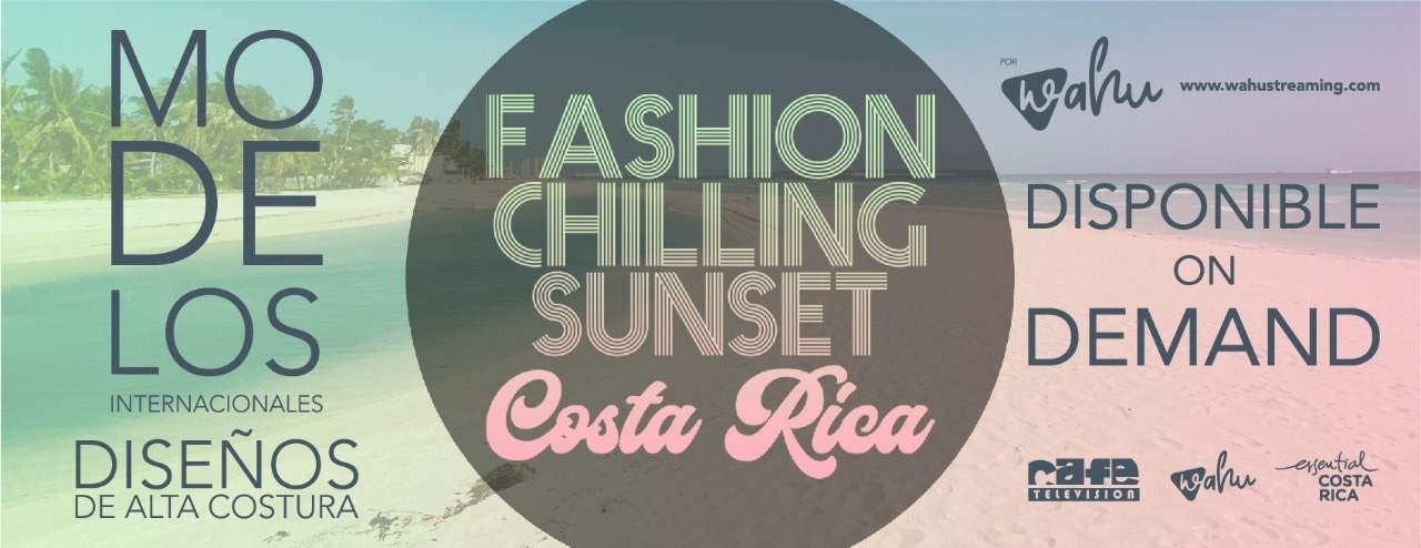 Fashion Chilling Sunset